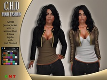 [C.H.D] Janina Jacket with or without Shirt