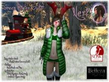 εїз ☆ Neri ☆ Green Winter Outfit ☆ εїз