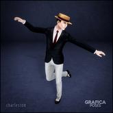 grafica ~ charleston (10 pose set)
