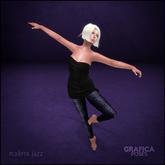 grafica ~ modern jazz (10 pose set)