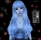 Suicide Gurls - Cassiel Hair - B&W