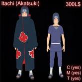 Itachi Uchiha (Boxed)