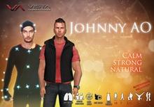 NEW!! VISTA ANIMATIONS-JOHNNY AO-BOXED