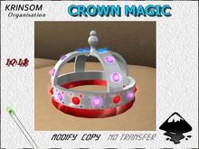 [ K.0 ] CROWN MAGIC