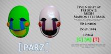 [Parz] FNAF2 Puppet Mask