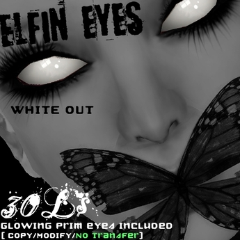 <<< np >>> ELFIN EYES - White Out