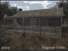 POST: Wagoner Cabin