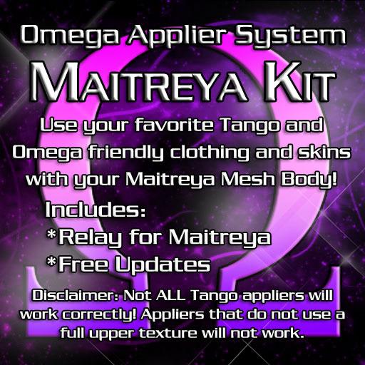 Omega System Kit - Maitreya