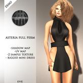 **Asteria Full Perm - Eve Mesh Dress Full Perm - DEMO