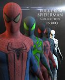Copy modify transfer new. Halloween SpiderMan Collection