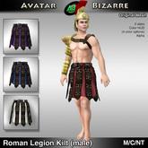 AB Roman Legion Kilt with Color HUD