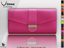 Bens Boutique - Venus Clutch Bag (With Hud)