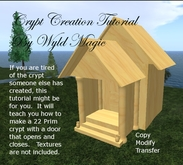 Crypt Creation Tutorial