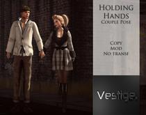 VESTIGE - Holding Hands
