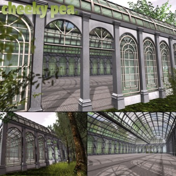 :CP: Summer Greenhouse