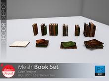[DD] - FULL PERM  Book Set