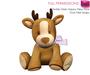 Meli Full Perm Mesh - Teddy Deer