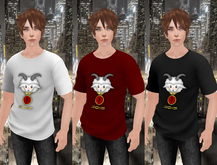 ~*By Snow*~ Year of the Sheep 2015 Mens Tshirt