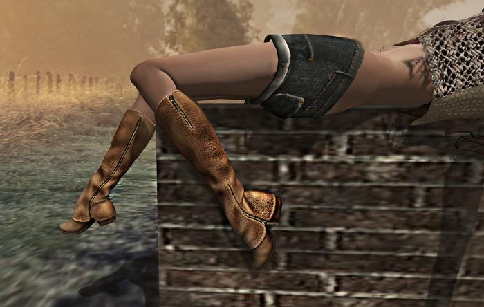 !APHORISM! Cavalry Boots DEMO