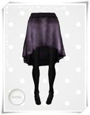 .::Y&R::.Backdrop Skirt Purple