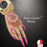 Your cocain :: Roses