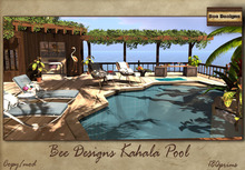 .:Bee Designs:.Kahala pool - box