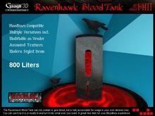 Gaagii - Ravenhawk Blood Tank - 800 Liters