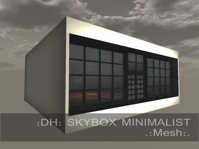 :DH: Skybox ~Minimalist~