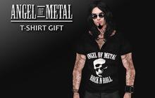 .:Angel of Metal:. T-Shirt Gift