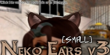 Anisa's Neko Ears v3 [small], by OTCR