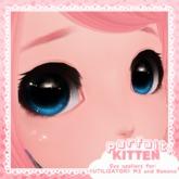[ parfait. ] KITTEN Eyes for M3/Kemono