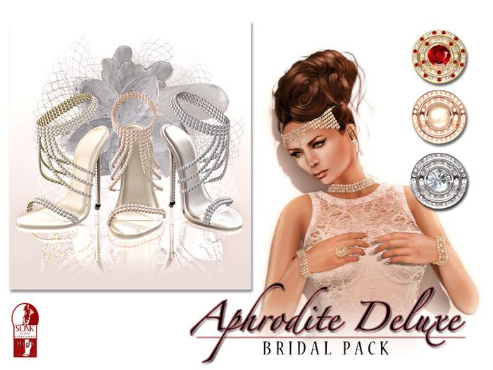 ! !SSD ~ Aphrodite Fine Jewelry & Stilettos Deluxe (Bridal)