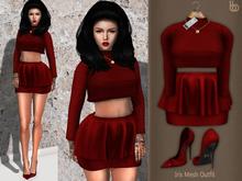 Bens Boutique -Iris Mesh Outfit