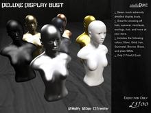 /studioDire/ Deluxe Display Bust