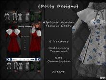 {DD} Caspervend Affiliate Womans Coats