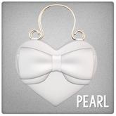 {Mango Cheeks} Lockhart Purse: Pearl