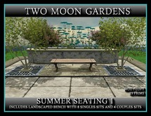 TMG - SUMMER SEATING 1*