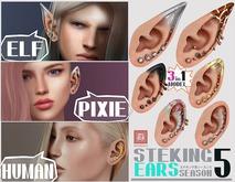 UNISEX[MANDALA]STEKING Ears_Season 5 (wear me to unpack)*