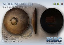 RSDC ARMOURY - ATHENIAN SHIELD - GM