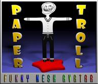 PAPER-TROLL