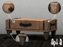 AptB // Gatsby Table // Khaki