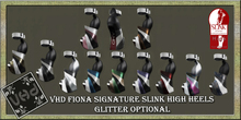 VHD Fiona Signature SLink High Heels