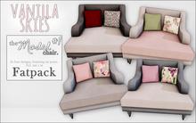 vanilla skies; model chair #1