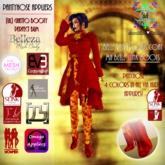 MHC_Belle Velvet Lotus Coat/Ma Belle Slink Boots