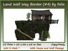 Land wall way border %28 4%2915 prim 25x08x25m size copy mody