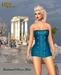 Babele Fashion :: Buttoned Dress Blue