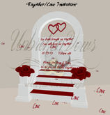 Together Love Invitation (boxed)