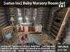[satus Inc] Baby Nursery Room Set ~ 9 in 1