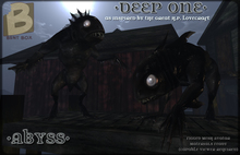 BentBox DeepOne - Abyss