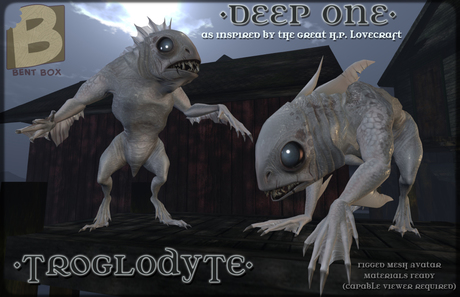 BentBox DeepOne - Abyss